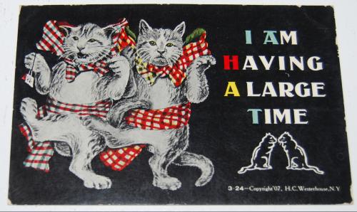 Vintage postcards 5