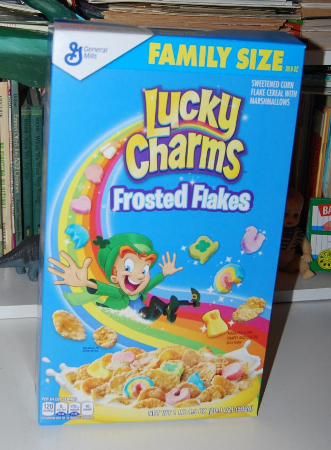 cereal fun