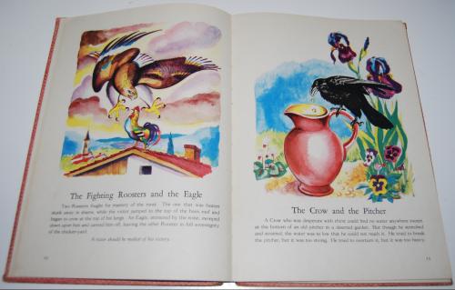 Aesop's fables 1944 4