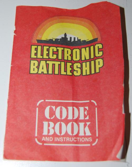 Electronic battleship game 3