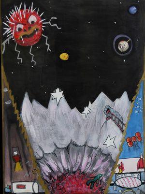 Gumby moon