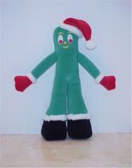 Gumby's xmas crisis