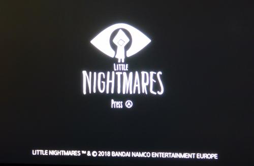 Little nightmares x