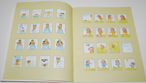 Scholastic book feelings 2