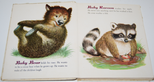 Little golden book baby animals 1952 2