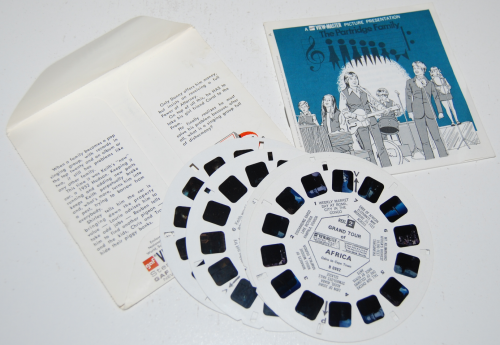 Partridge family viewmaster slides 1