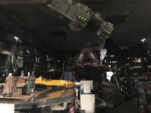 Starwars store 1