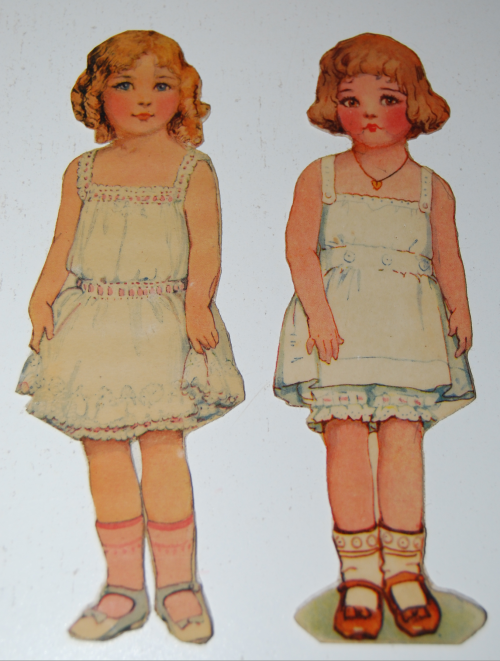 Antique paperdolls 8