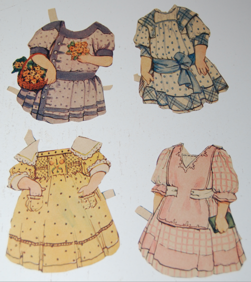 Antique paperdolls 13