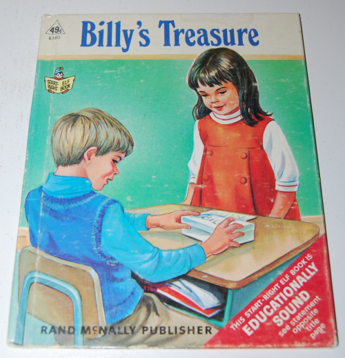 Billy's treasure