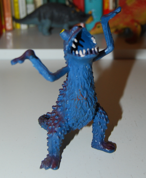 Monster figure