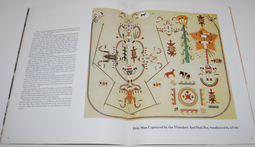 Navajo sandpainting art book 5