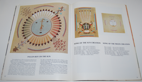 Navajo sandpainting art book 6