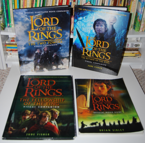 Lotr books