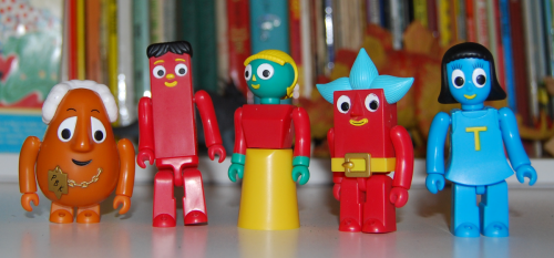 Gumby kubrick toys