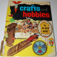 Golden book of crafts & hobbies