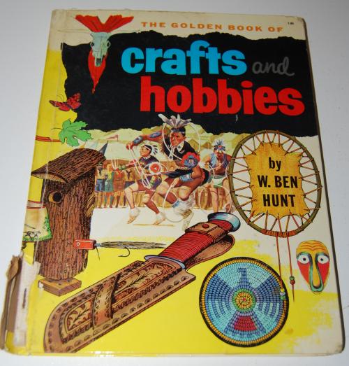 Golden book of crafts & hobbies