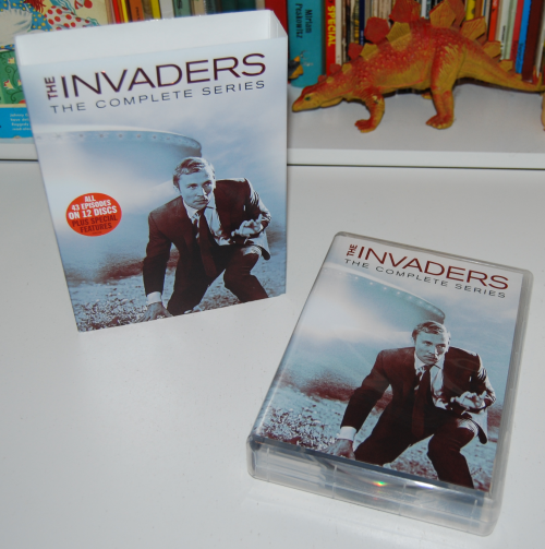 The invaders complete dvd set