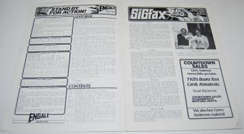 Gerry andersen series guide 1