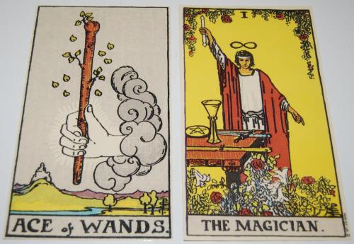 Tarot cards large 6