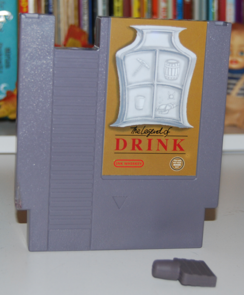 The legend of drink nes 1