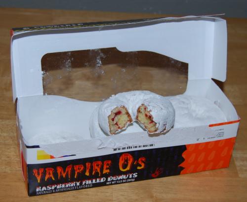 Franz vampireos donuts