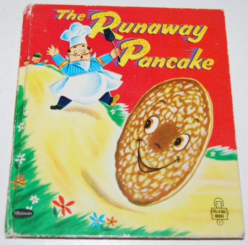 The runaway pancake