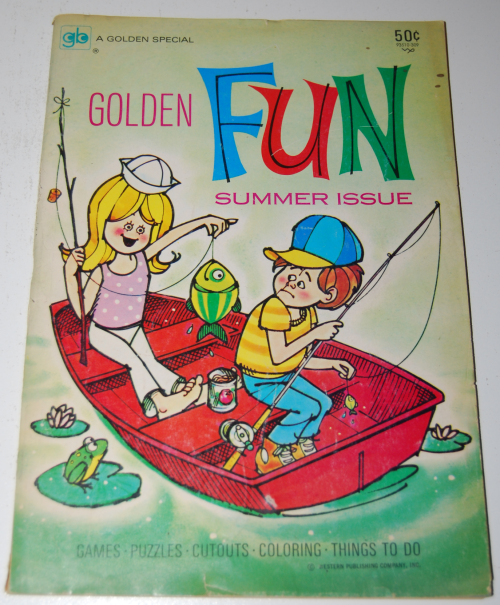 Golden fun summer issue