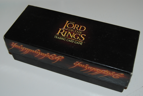 Lord of the rings anthology trading card game