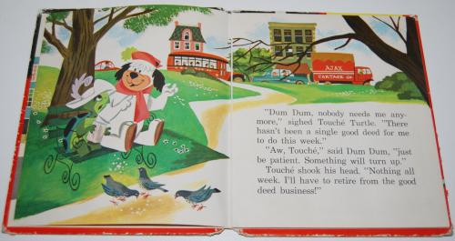 Touche turtle book 2