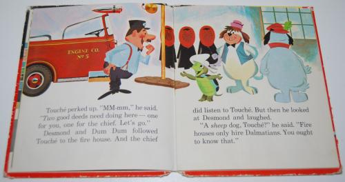 Touche turtle book 3
