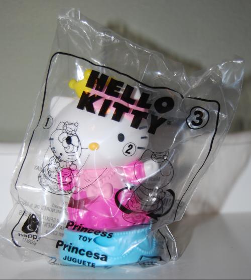 Happy meal hello kitty halloween x