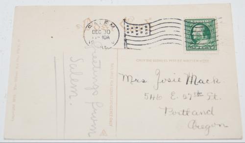 Vintage postcards 7x