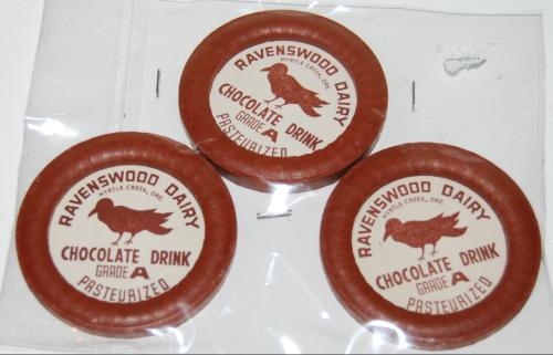 Ravenswood milk caps
