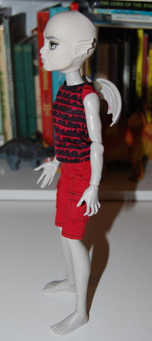 Mh doll gargoyle 1