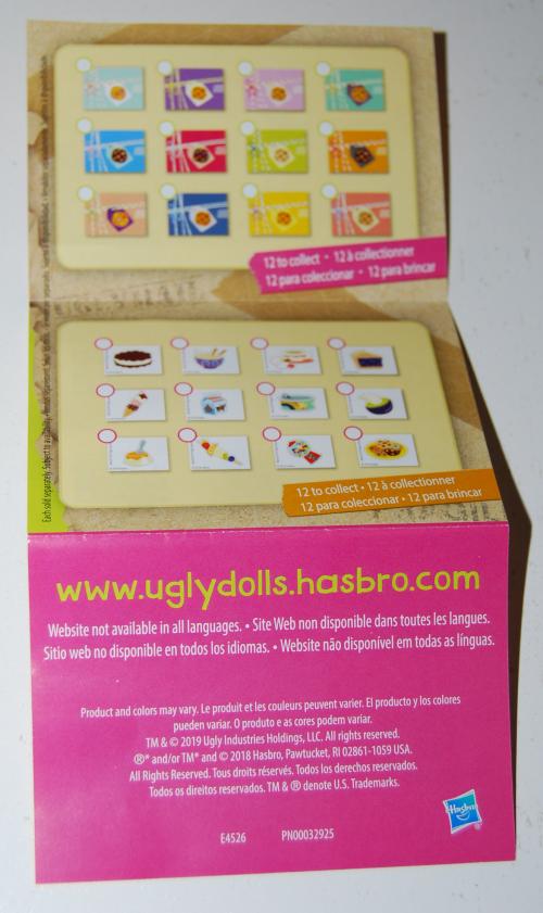 Ugly dolls mini toy 7