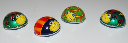 Tin beetle toys