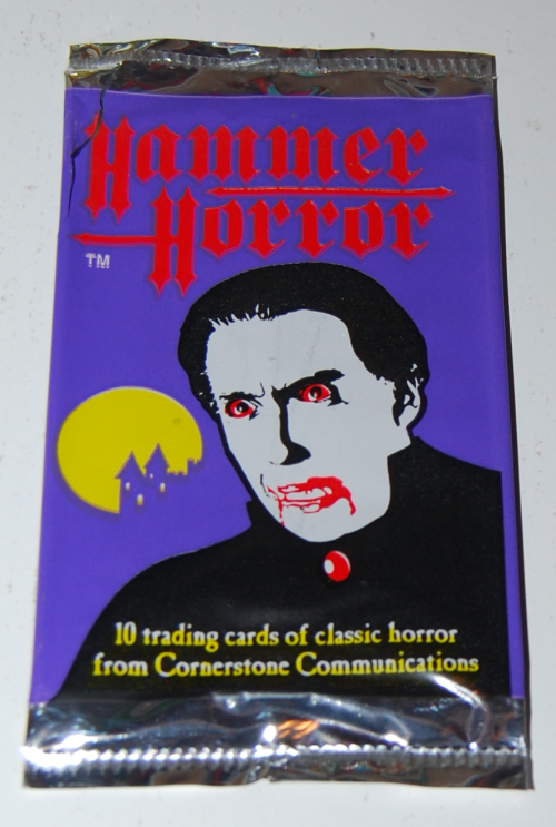 Hammer horror cards x