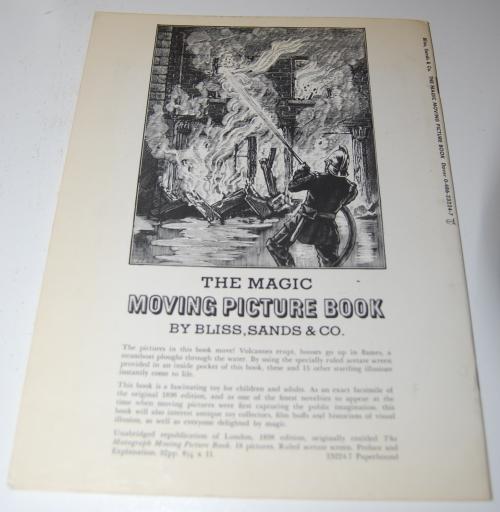 Magic moving picture book x