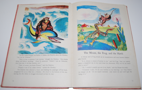 Aesop's fables 1944 5