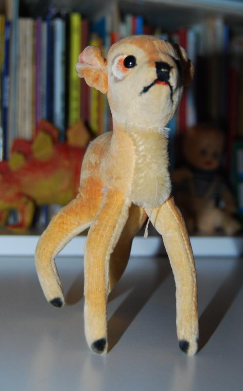 Steiff deer plush toy 3