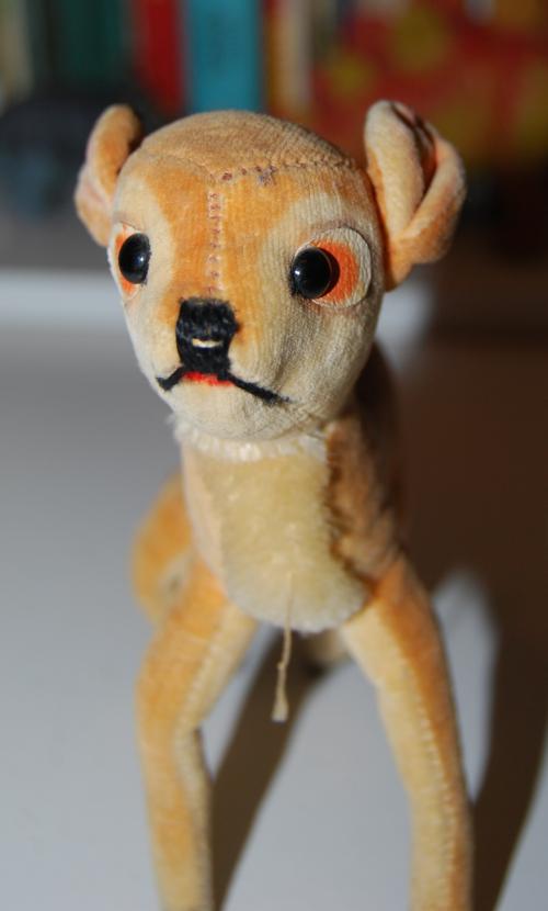 Steiff deer plush toy 2