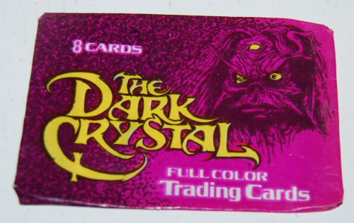Dark crystal cards