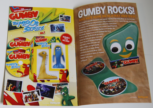 Gumby 80s series 2 2