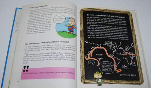 Charlie brown's second super question & answer book 5