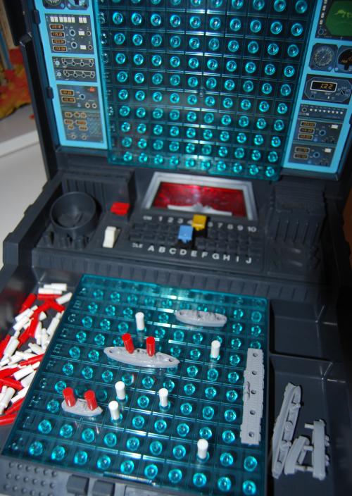 Electronic battleship game 6