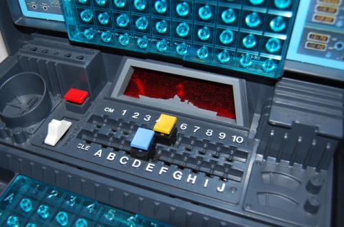 Electronic battleship game7
