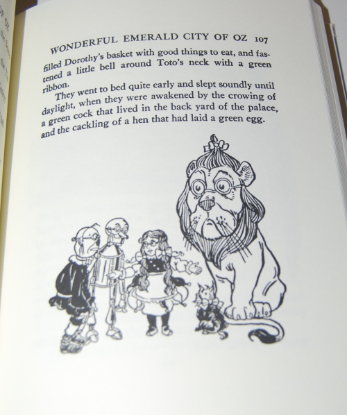 The wizard of oz waddle book 8
