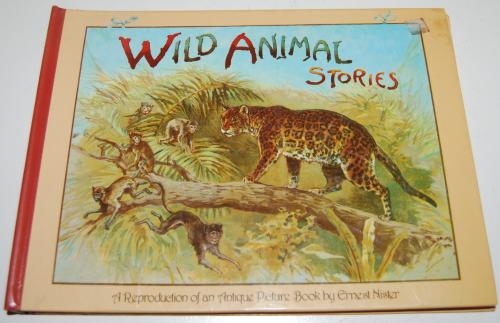 Wild animal stories