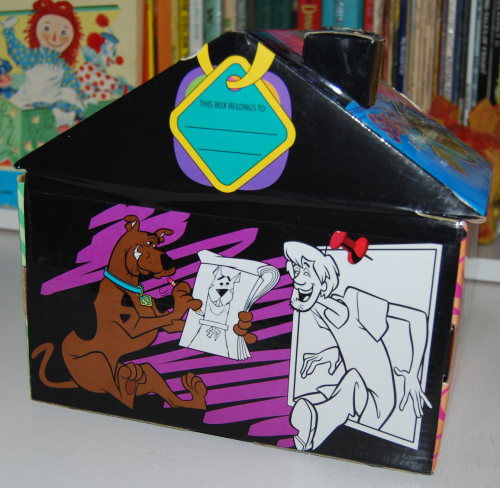 Scooby doo artist set 1